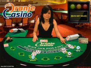 live-blackjack-oranje casino