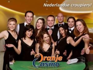 live oranje casino